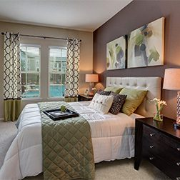 Bell Lake Forest Bedroom